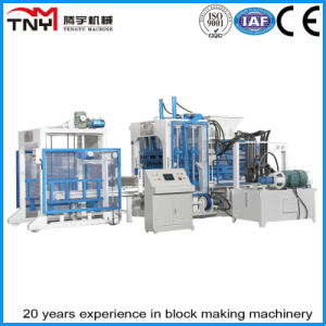 Concrete Block Making Machine (QT6-15) pictures & photos