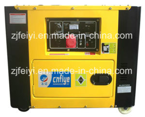 Fy8800 Self-Starting Wind Cooling Professional Diesel Generator pictures & photos