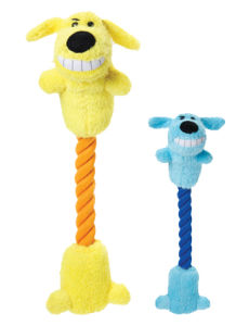 Pet Accessory Product Supply Plush Rope Dog Toy pictures & photos