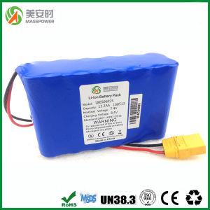 Lithium 13200mAh 2s6p 7.4V Battery