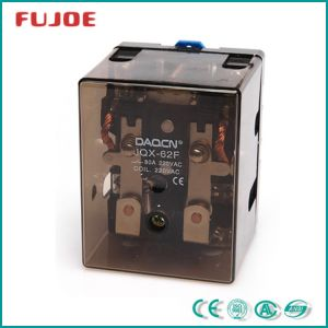 Jqx-62f 2z 80A 24 Volt DC Relay Power Relay pictures & photos