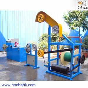 China Leading PVC and LDPE Cable Wire Extrusion Machine pictures & photos