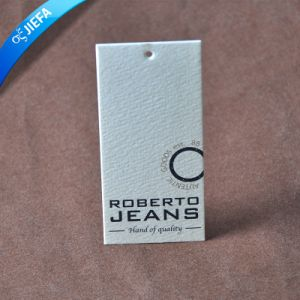Custom Hangtag, Price Tag and Brown Kraft Hangtags for Clothing pictures & photos