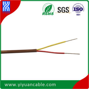 K Type FEP Cable for Thermocouples (FEP/FEP K Type 7X0.2)