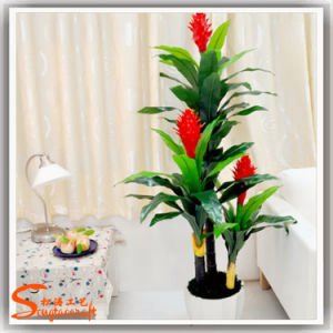 Home Decorative Plastic Plants Artificial Bonsai Tree pictures & photos