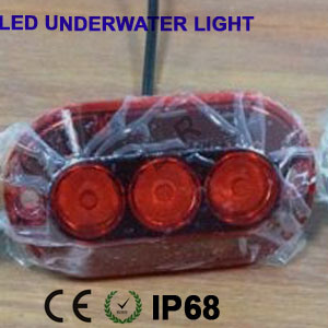 Trucks LED Lights 9W Red Color (G3L9WR)