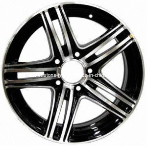 China Top Quality Alloy Car Rims with TUV, Via Certificates pictures & photos