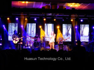 High Brightness Flexible Soft LED Screen