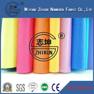 PP Non Woven Fabric in Cross-Design (Cambrella) pictures & photos