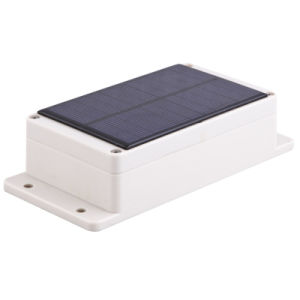 GPS Tracker with Big Capacity Battery 15000mA and Solar Panel for Outdoor Asset Tracking pictures & photos