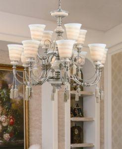 Petofi Poly Glass Chandelier Light Pendant Lamp