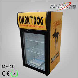 40L Refrigerating Cabinet with Light Box pictures & photos