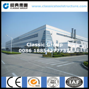 Cheap Industrial Prefabricated Steel Structure pictures & photos