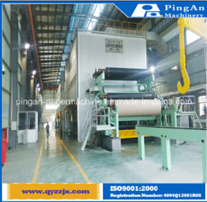3600mm High-Strength Corrugated Paper Making Machine