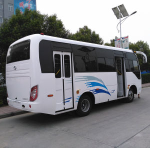 Right Hand Drive 24 Seats Passenger Bus for Sale pictures & photos