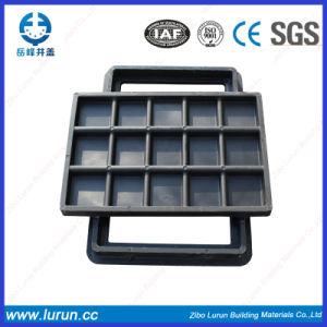 400*600 FRP PVC Composite Manhole Drain Cover pictures & photos