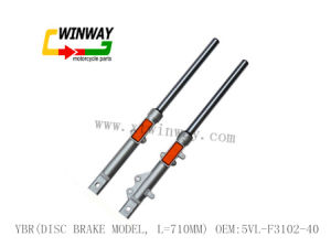 Ww-6118 Ybr125 Motorcycle 5vl-F3102-40 Fork, Front Shock Absorber pictures & photos