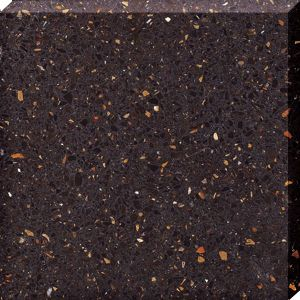 Golden Galaxy Marble Stone Slabs Artificial Stone