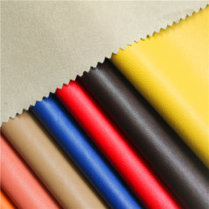 New Design PU Artificial Leather for Garment (WSTX-H2Y)