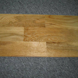 3 Layer 3 Strip Parquet 3/14X189X2200mm Oak, Birch, Ash, Maple, Walnut, Iroko, Jatoba, Merbau, Sapele, Doussie, Elm, Larch Wood Flooring