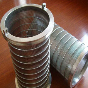 Looped Wedge Wire Screen Mesh pictures & photos