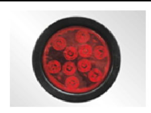 LED Round Stop / Tail/Turn Lamp for Truck, Trailer pictures & photos