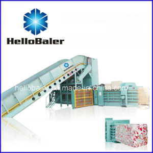 High Capacity Automatic Hydraulic Baler for Waste Paper/Baler pictures & photos