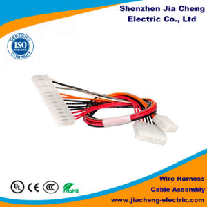 Industrial Wire Harness for Equipment with Male and Female Connector pictures & photos