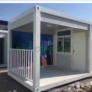 Customized Insulation Panel Container House pictures & photos