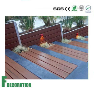 WPC Outdoor Co-Extrusion Capped Composite Decking Floor