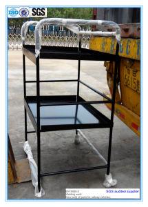Powder Coating Metal Storage Shelf Super Market Rack pictures & photos
