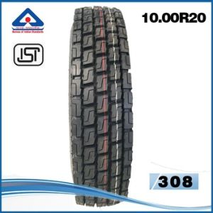 Bis Certificate Hot Selling Truck Tyre for India Market 1000r20 1100r20 1200r20 All-Steel Radial Truck Tyre pictures & photos