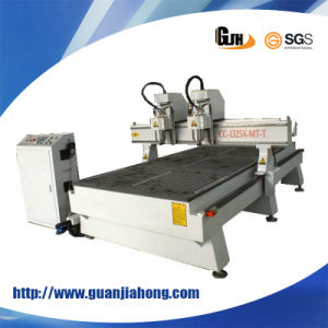 Dual Axis, Wood CNC Router pictures & photos