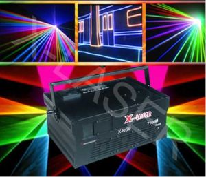 8W RGB Laser Light/Christmas Light/Laser Projector pictures & photos