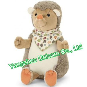 EN71 Children Gift Soft Stuffed Animal Plush Toy Hedgehog pictures & photos
