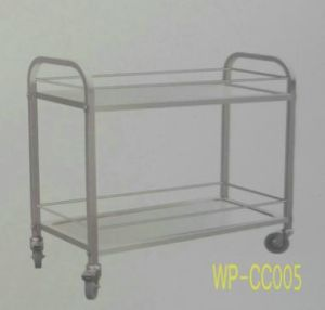 Stainless Steel Kitchen Cart, for Dining, Restaurant, Hotel, Commercial Kitchen pictures & photos
