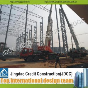 Cantilever Steel Structure Building pictures & photos