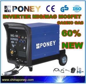 DC Inverter Mosfet MIG/Mag Gas/No Gas Welding Machine(MIG-200 pictures & photos