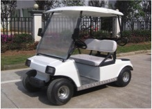 2 Seats Electric Battery Operated Golf Cart
