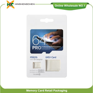 Micro SD Card 32GB 64GB Class 10 Memory Card for Samsung PRO with SD Adapter pictures & photos