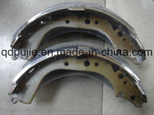 F280 Semi Metallic Car Brake Shoe for Sale (PJABS012) pictures & photos