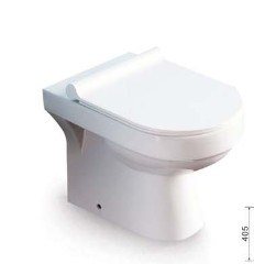 Washdowm Floor Mounted Toilet (DS1103) pictures & photos