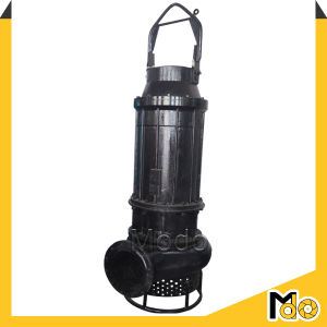 Iron Mine Submersible Slurry Pump for High Concentration Solid pictures & photos