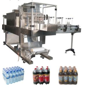Automatic Wrap Packing and Shrinking Machines pictures & photos