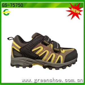 No Lace Low Price Hiking Shoes Boots pictures & photos