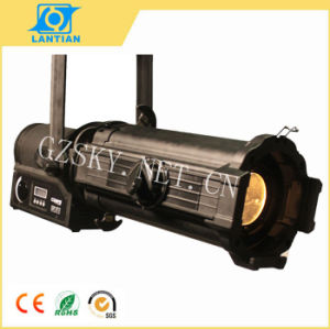 200W LED COB Zoom Stage Profile Light pictures & photos