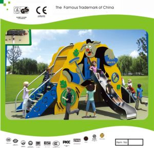 Kaiqi Small and Fun Cartoon Themed Children′s Playground (KQ21036A) pictures & photos
