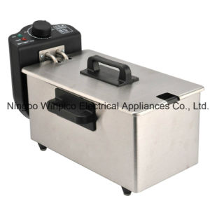 Stainless Steel Fryer Immersion Element Deep Fryer, with More Competitive Price