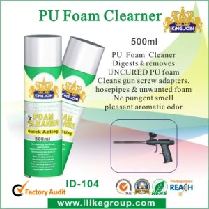 Gun Expanding PU Foam Cleaner pictures & photos