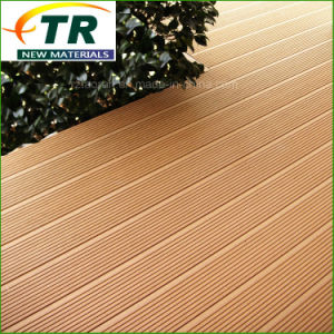 Best Quality Co-Extrusion Wood-Plastic Composite WPC Decking pictures & photos